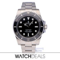 Rolex Submariner (No Date) 114060 2014 occasion