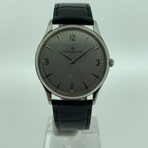 Jaeger-LeCoultre Master Ultra Thin Steel 38mm Silver