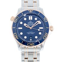 Omega Seamaster Diver 300 M 210.20.42.20.03.002 2010 pre-owned