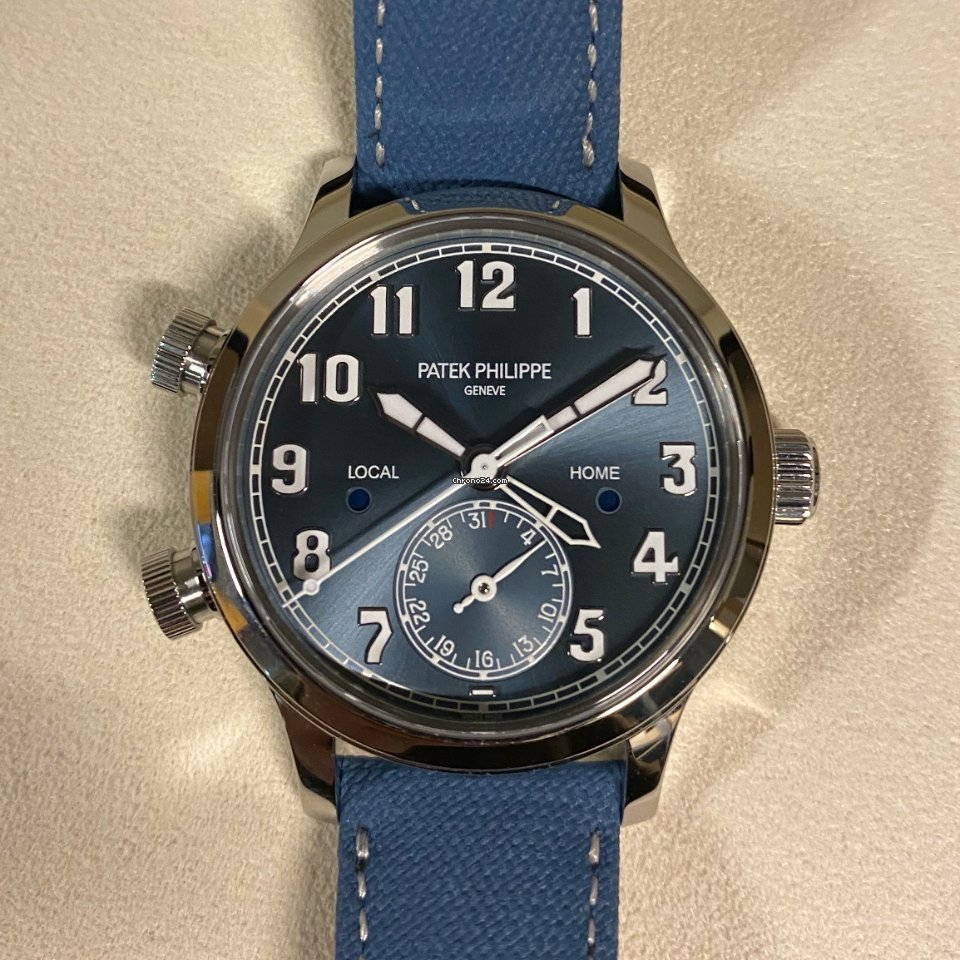 Patek Philippe Travel Time 7234A-001 2020 new