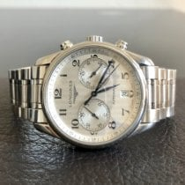 Longines Master Collection Acier 40mm Blanc Arabes France, Charleville-Mezieres