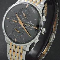 Junghans Meister Chronoscope Steel 40,7mm