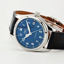 IWC Pilot's Watch Automatic 36 Ocel 36mm Modrá Arabské