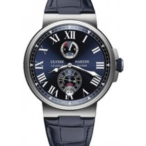 Ulysse Nardin Marine Chronometer Manufacture 1183-122/43 2020 nouveau