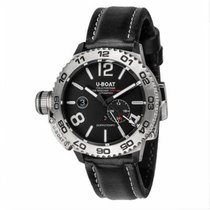 U-Boat new Automatic Luminous hands Limited Edition Luminous indices 46mm Steel Sapphire crystal