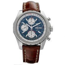 Breitling for Bentley Steel 43mm Green United States of America, Florida, Sarasota