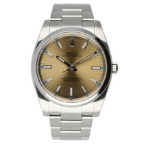 Rolex Oyster Perpetual 34 Steel 34mm United States of America, Florida, Sarasota