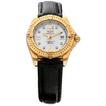 Breitling Women's watch Windrider 31mm Quartz pre-owned Watch only