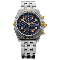 Breitling Blackbird Gold/Steel 40mm Blue United States of America, Florida, Sarasota