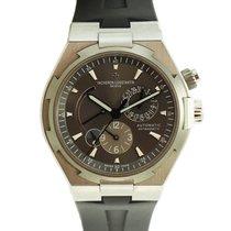 Vacheron Constantin 47450/000W-9511 Steel Overseas Dual Time 42mm