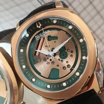 Bulova Accutron II 42mm Green No numerals