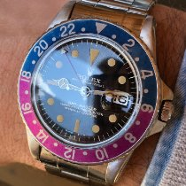 Rolex GMT-Master 1675 1963 pre-owned