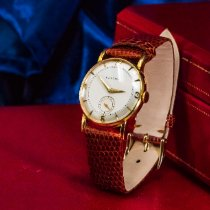 Cartier Very good Yellow gold 29mm Manual winding