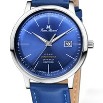 Jean Marcel new Quartz Central seconds Limited Edition 41mm Steel