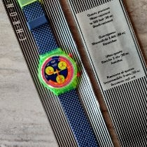 Swatch Plastic 37mm Quartz SCJ101 new United States of America, California, Chula Vista