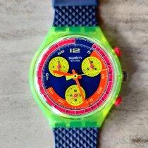 Swatch Plastic 37mm Quartz SCJ101 new United States of America, California, Chula Vista