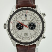 Breitling Chrono-Matic (submodel) Steel 44mm White No numerals United States of America, California, Pleasant Hill
