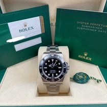 Rolex 114060 Steel 2020 Submariner (No Date) 40mm new United States of America, New York, New York