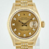 Rolex 69178 Yellow gold 1995 Lady-Datejust 26mm pre-owned United States of America, California, Pleasant Hill