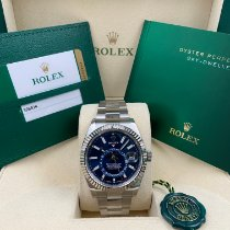 Rolex 326934 Steel 2020 Sky-Dweller 42mm new United States of America, New York, New York