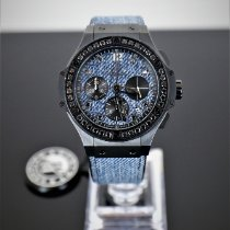 Hublot Big Bang Jeans Ceramic 41mm Blue
