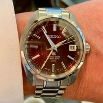Seiko Grand Seiko SBGJ021 Very good Steel Automatic Finland, HELSINKI