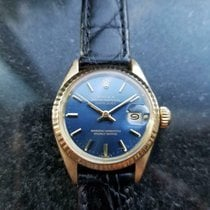 Rolex Lady-Datejust 25mm Bleu
