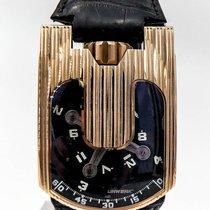 Urwerk Rosa guld 36mm Kvarts UR103-03 brugt