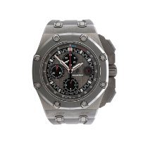 愛彼 Royal Oak Offshore Chronograph 鈦 44mm 灰色