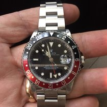 Rolex GMT-Master 16700 1989 usato