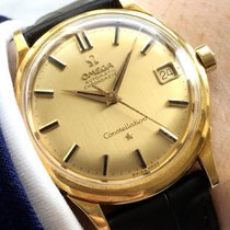 Omega Constellation 14393 VINTAGE AUTOMATIC AUTOMATIK DATE DATUM 1966 pre-owned