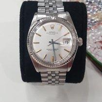 Rolex Datejust 1601 Meget god Stål 36mm Automatisk