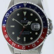 Rolex GMT-Master 16700 Meget god Stål 40mm Automatisk