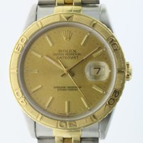 Rolex Datejust Turn-O-Graph Gold/Stahl 36mm Gold