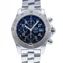 Breitling Avenger Skyland Steel 45mm Black United States of America, Georgia, Atlanta