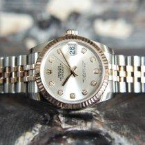 Rolex Lady-Datejust 178271 Velmi dobré Zlato/Ocel 31mm Automatika