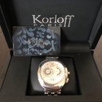 Korloff Quartz 46DT new
