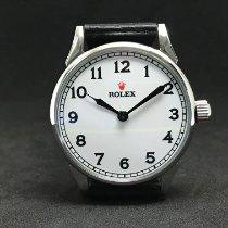 Rolex Stahl 43.5mm Weiß Arabisch Österreich, Vienna