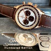 Omega Speedmaster Professional Moonwatch 311.63.40.30.02.001 Zeer goed Roségoud 39.7mm Handopwind