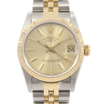 Rolex Lady-Datejust 30mm Or