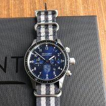 Bremont Steel 43mm Automatic Boeing pre-owned