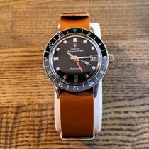 Zodiac Steel 36mm Automatic pre-owned Finland, Kuopio