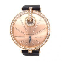 Cartier Captive de Cartier Or rose 50mm Or