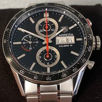 TAG Heuer Carrera Calibre 16 CV2A1F.BA0796 2017 tweedehands