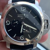 Panerai Luminor 1950 3 Days GMT Power Reserve Automatic PAM 00321 2014 pre-owned
