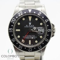 Rolex GMT-Master Acero 40mm Negro Sin cifras España, Granollers