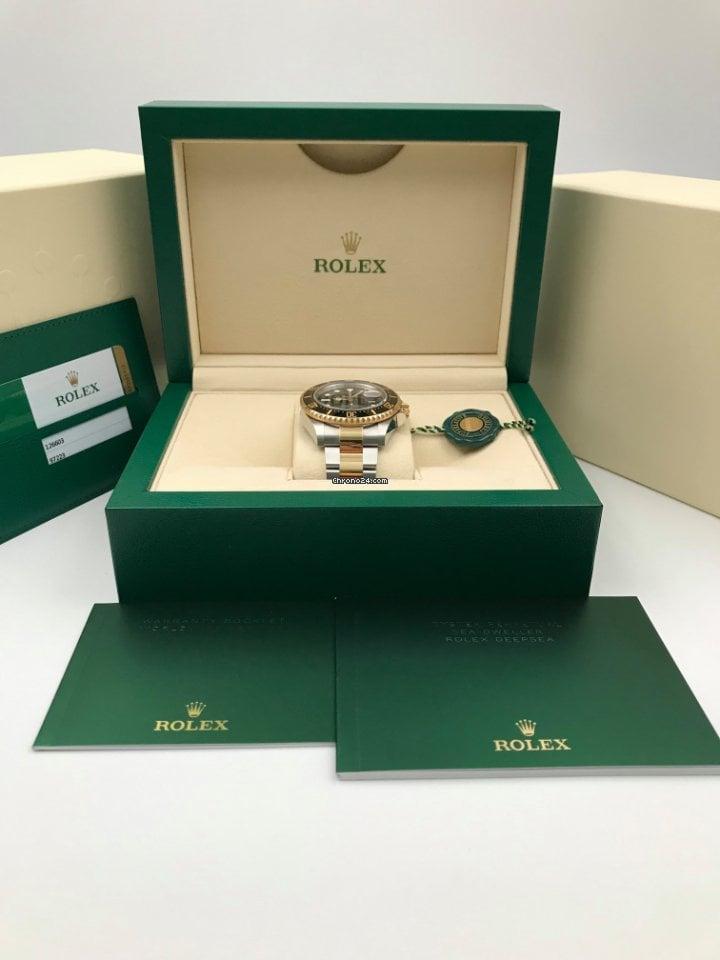 Rolex Sea-Dweller 126603 2020 nov