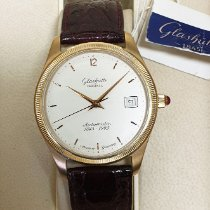Glashütte Original Red gold 36mm Automatic 1033010105 pre-owned