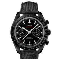 Omega 311.92.44.51.01.007 Céramique 2019 Speedmaster Professional Moonwatch 44.2mm nouveau