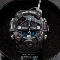 Casio G-Shock Carbono 55.4mm Negro Arábigos